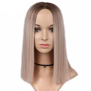 """Accessories - 14"""" Blonde Ombre Lace Wig"""